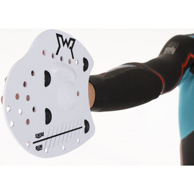 Z3R0D Swimrun Hand Paddles white